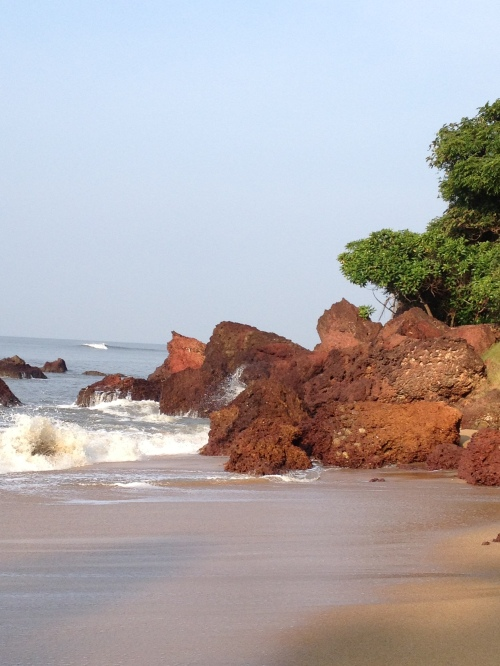 private beach kannur